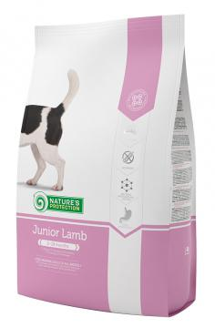 Изображение 2 - Nature's Protection Junior All breeds Ягненок
